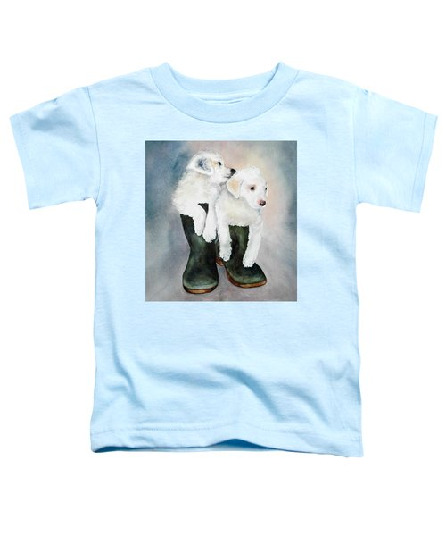 Monti And Gemma Toddler T-Shirt