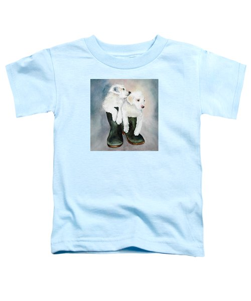 Monti And Gemma Toddler T-Shirt