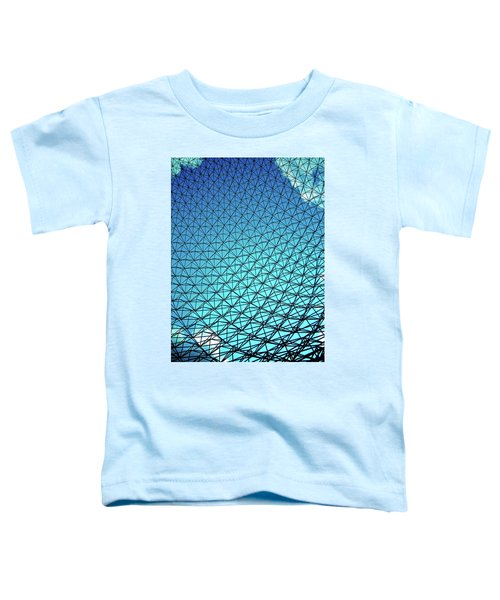 Montreal Biosphere Toddler T-Shirt