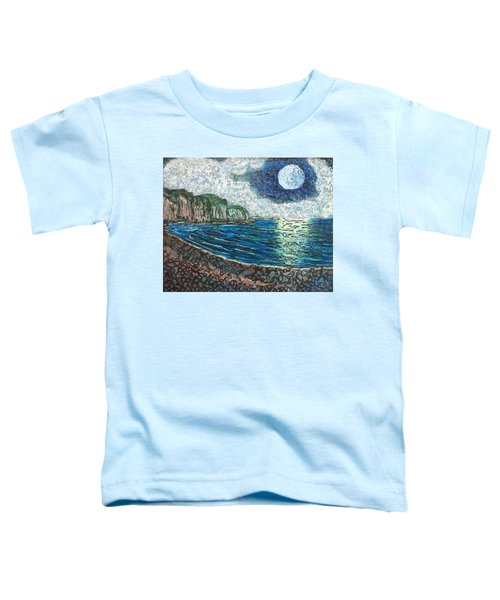Moonlight In Pourvill Toddler T-Shirt