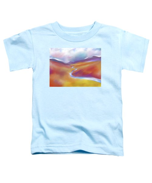 Moors And Mountains Toddler T-Shirt