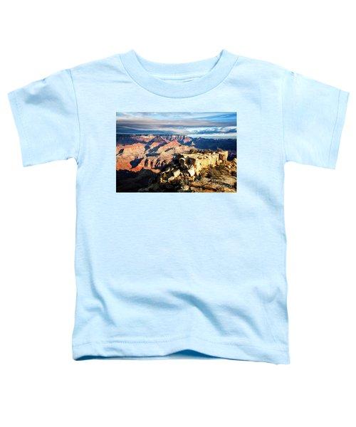 Moran Point 2 Toddler T-Shirt