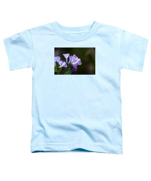 Morning Bluebells Toddler T-Shirt