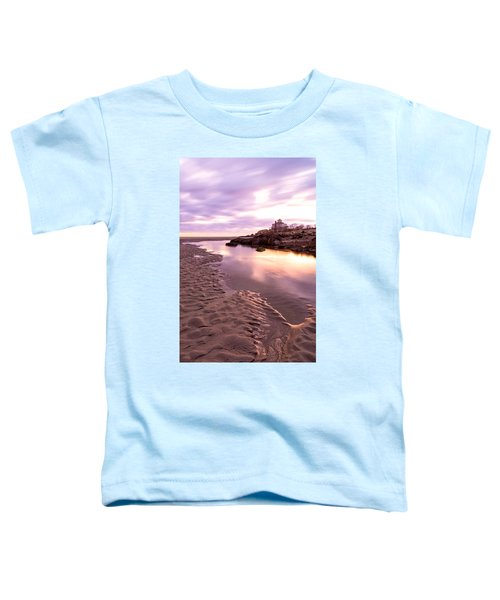 Morning Glow Good Harbor Toddler T-Shirt