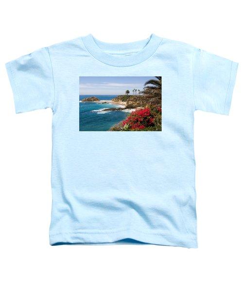 Morning Light Montage Resort Laguna Beach Toddler T-Shirt