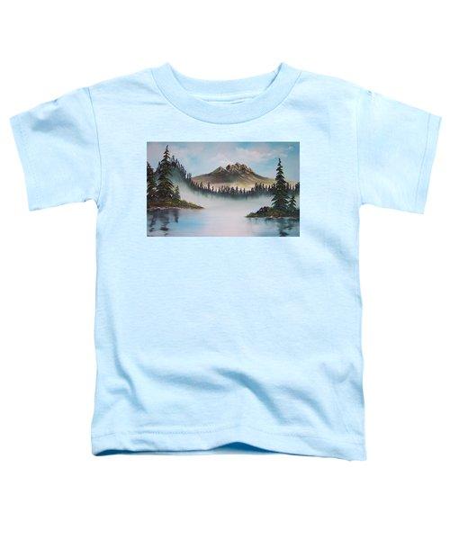 Morning Mist Toddler T-Shirt