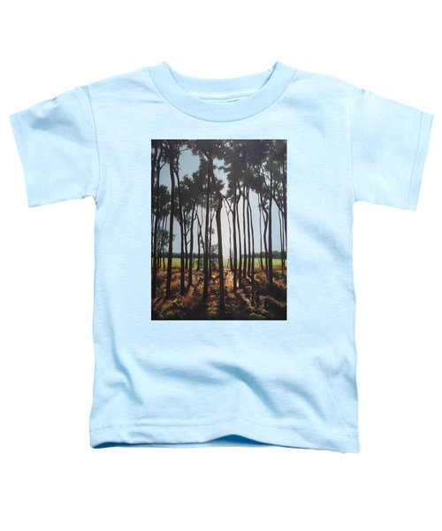 Morning Walk. Toddler T-Shirt