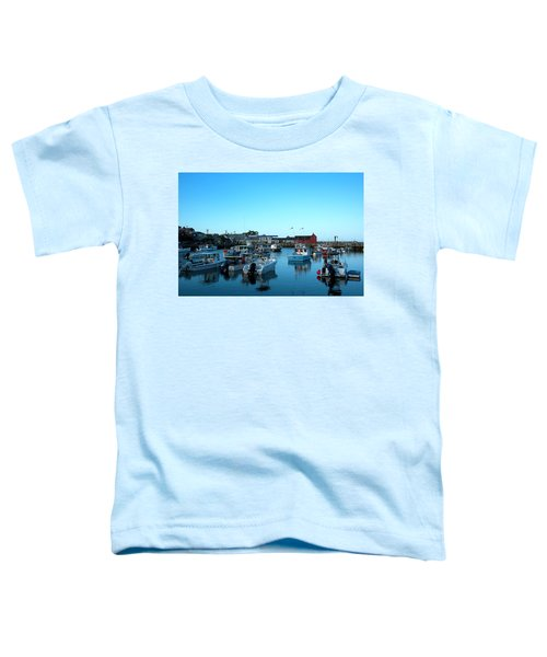 Motif Number 1 Toddler T-Shirt