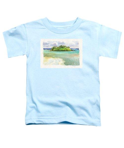 Motu Taakoka Toddler T-Shirt