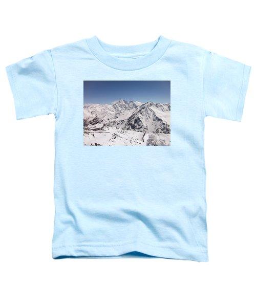 Mount Elbrus Toddler T-Shirt