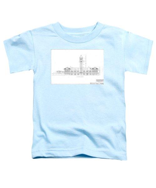 Mount Royal Station Toddler T-Shirt