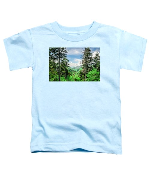 Mountain Forest Toddler T-Shirt