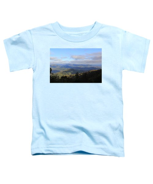 Mountain Landscape 2 Toddler T-Shirt