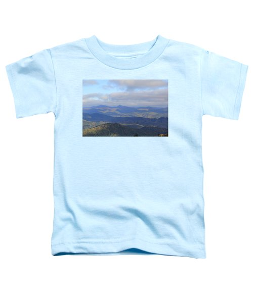 Mountain Landscape 3 Toddler T-Shirt
