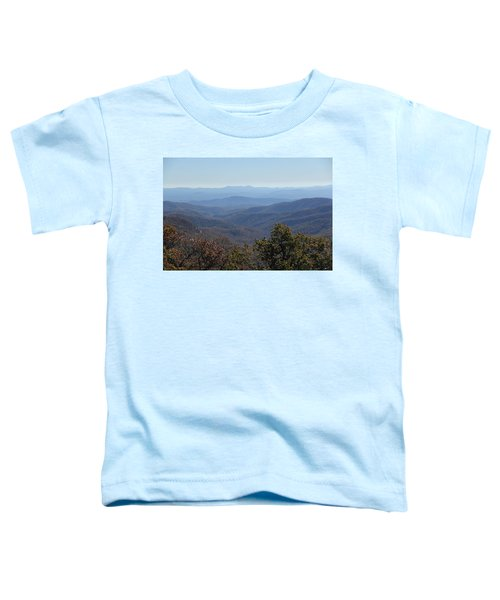 Mountain Landscape 4 Toddler T-Shirt