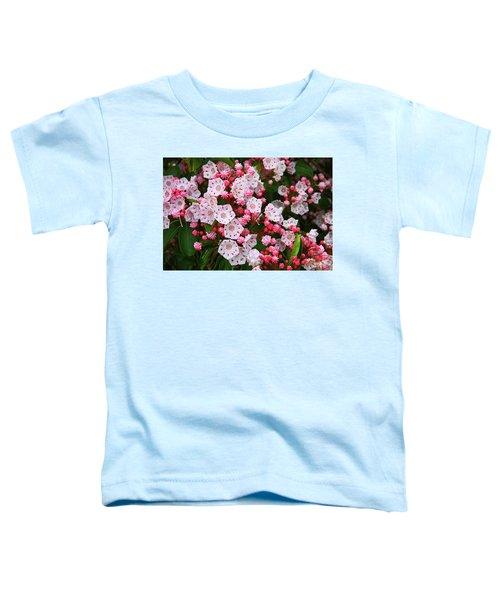 Mountain Laurels Toddler T-Shirt
