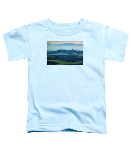 Mountain Scenery 4 Toddler T-Shirt