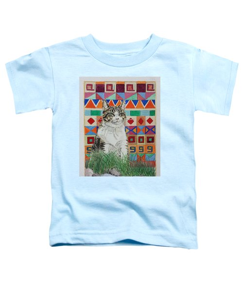 Mozart In The Grass Toddler T-Shirt