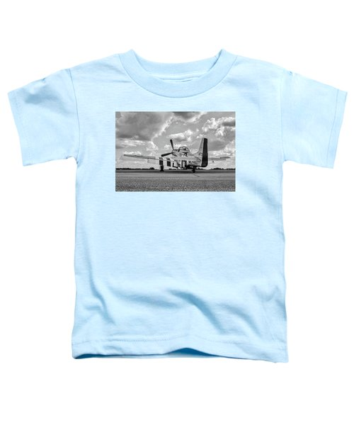 Mustang On The Ramp Toddler T-Shirt