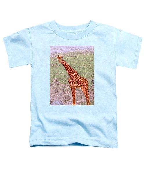 My Giraffe Toddler T-Shirt