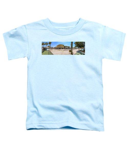 Myrtle Beach Pavilion Building Toddler T-Shirt