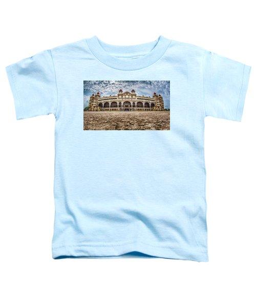 Mysore Palace Toddler T-Shirt