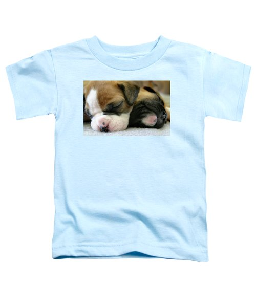 Nap Time Toddler T-Shirt
