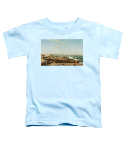 Narragansett Bay Toddler T-Shirt