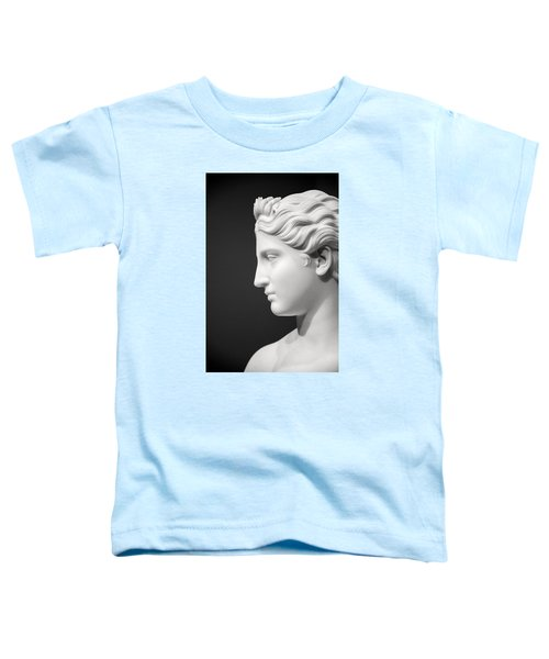 National Portrait Gallery Statue Profile Toddler T-Shirt