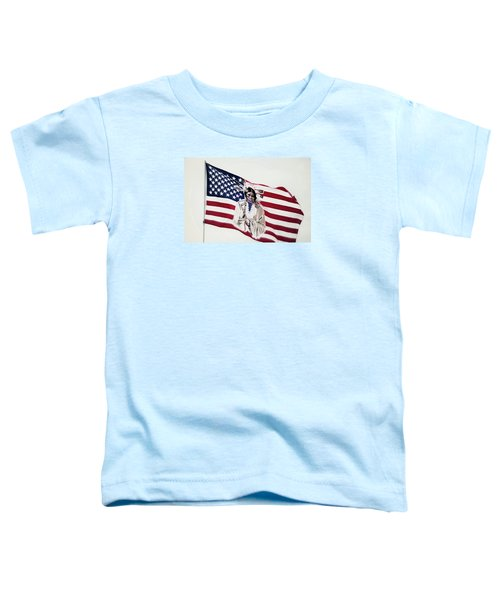 Native American Flag Toddler T-Shirt