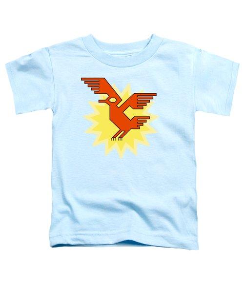 Native South American Condor Bird Toddler T-Shirt