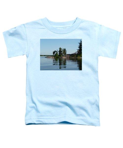 Natural Breakwater Toddler T-Shirt