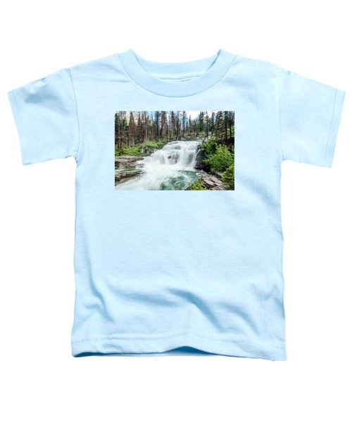 Nature Finds A Way Toddler T-Shirt