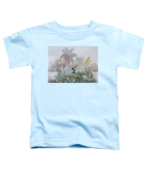 Nebbia Luminosa Toddler T-Shirt