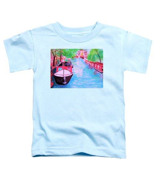 Netherlands Day Dream Toddler T-Shirt