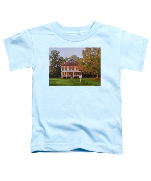 New Dawn On Old House Toddler T-Shirt