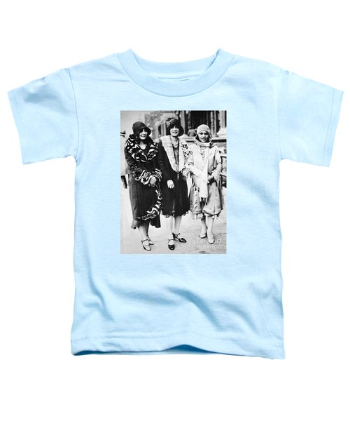 New York - Harlem C1927 Toddler T-Shirt by Granger
