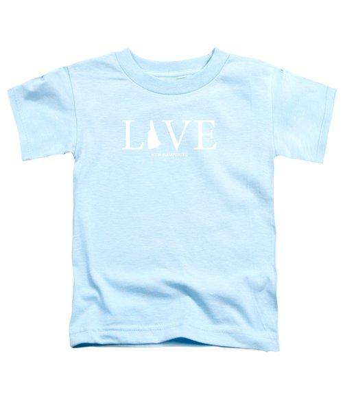Nh Love Toddler T-Shirt