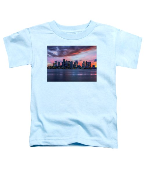 Night On The Town Toddler T-Shirt