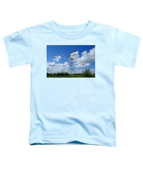 No Alien Toddler T-Shirt