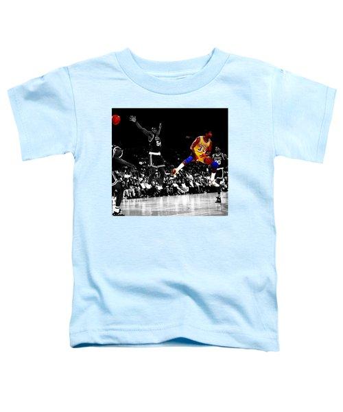 No Look Pass 32 Toddler T-Shirt