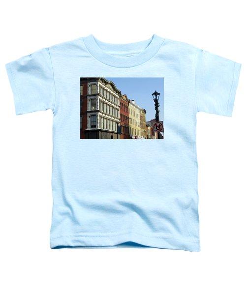 No U-turn Toddler T-Shirt