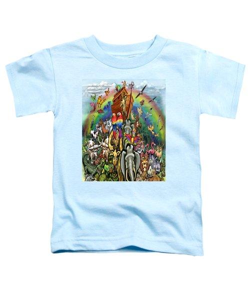 Noah's Ark Toddler T-Shirt