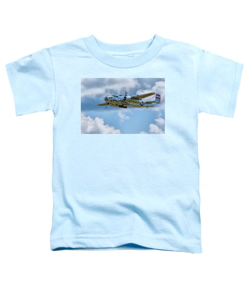 North American B-25 Mitchell Toddler T-Shirt