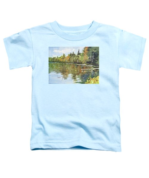 North Country Reflections Toddler T-Shirt