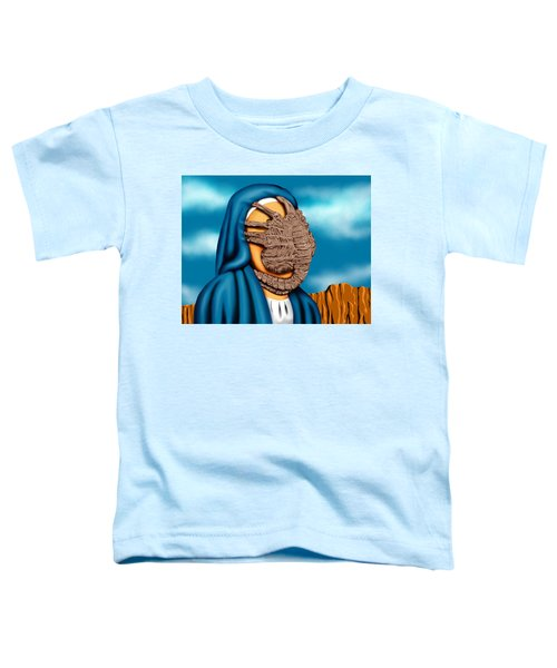 Not So Immaculate Conception Toddler T-Shirt