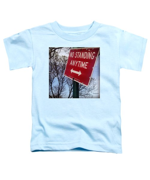 nothing And No One Is Perfect. It Toddler T-Shirt