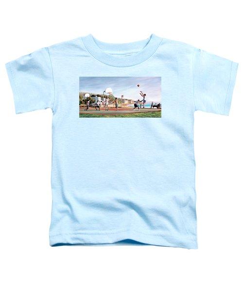 Nothing But Net Toddler T-Shirt