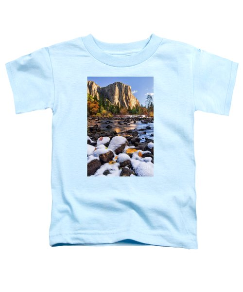 November Morning Toddler T-Shirt