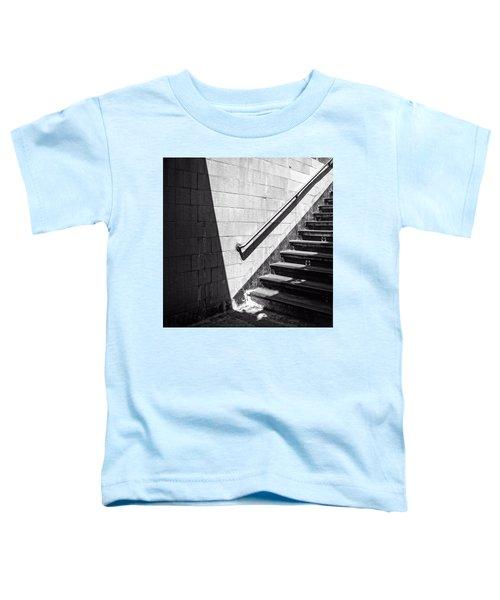 Ny Subway Stairs Toddler T-Shirt